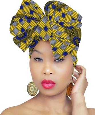 African Head Wraps - Ife