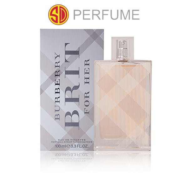Burberry Brit EDT Women 100ml