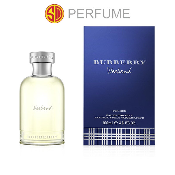 Burberry Weekend EDT Men 100ml