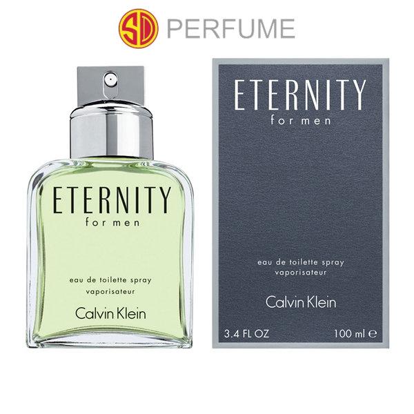 (MP) Calvin Klein cK Eternity EDT Men (100ml)