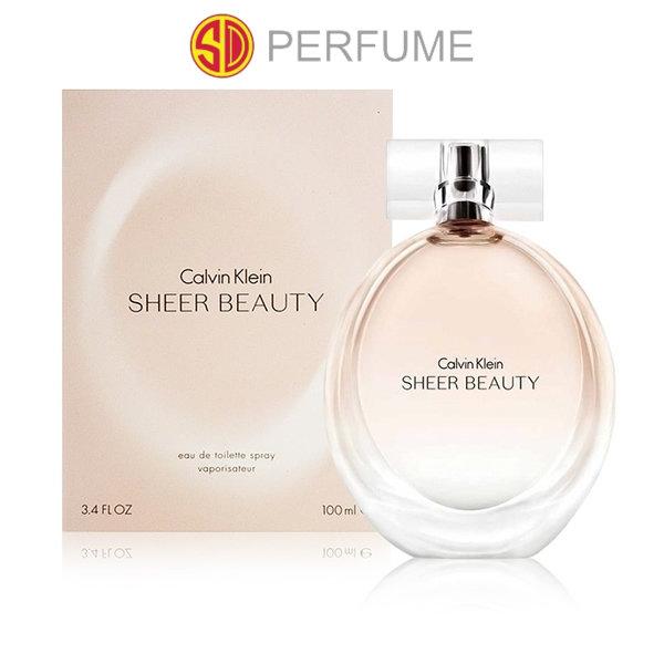 Calvin Klein cK Sheer Beauty EDP Lady 100ml