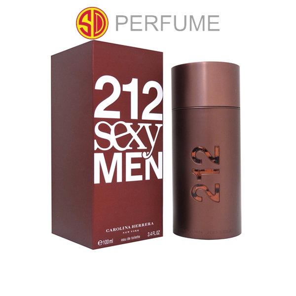 Carolina Herrera 212 Sexy Men EDT Men 100ml
