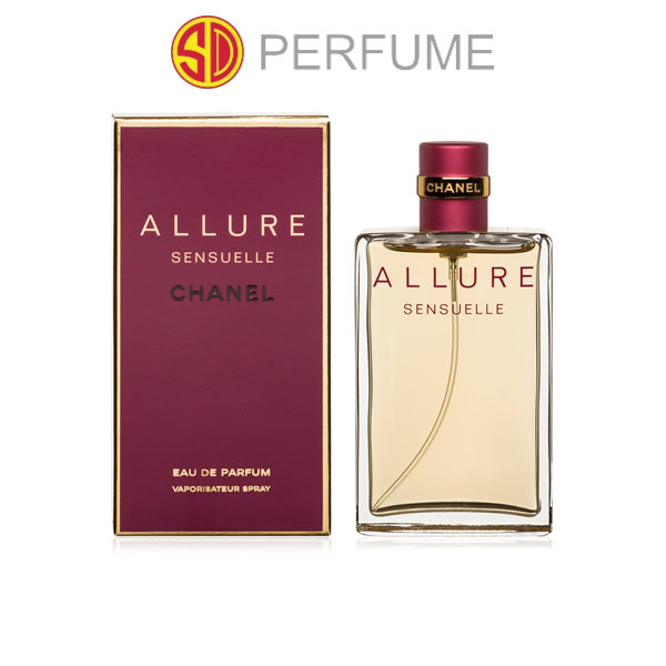 Chanel Allure Sensuelle EDP Lady 100ml