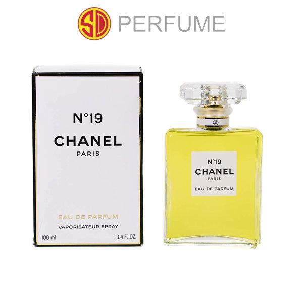 Chanel No. 19 EDP Lady 100ml