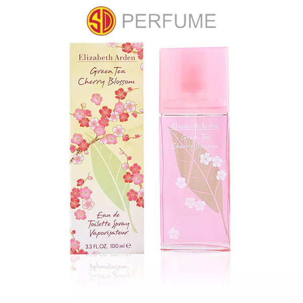 Elizabeth Arden Green Tea Cherry Blossom EDT Lady 100ml