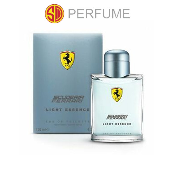 Ferrari Light Essence EDT Men 125ml