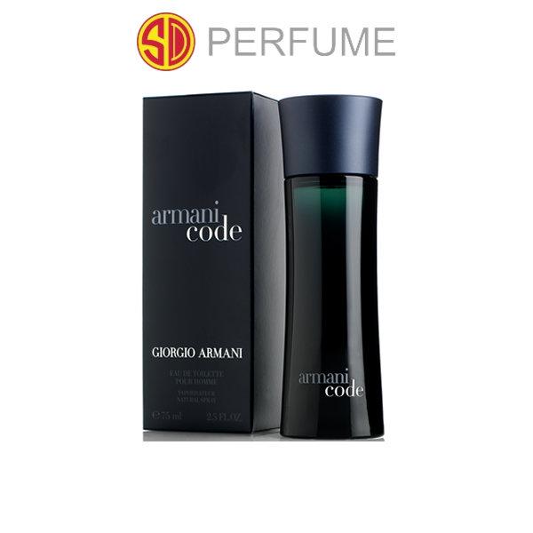 Giorgio Armani Code EDT Men (75ml)