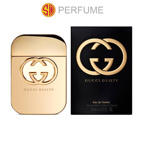Gucci Guilty EDT Lady 75ml (By: SD PERFUME)