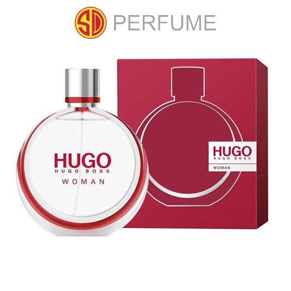 Hugo Boss Women Red Box EDP Lady 75ml