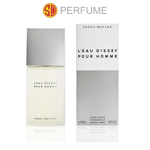 (MP) Issey Miyake Pour Homme EDT Men 125ml