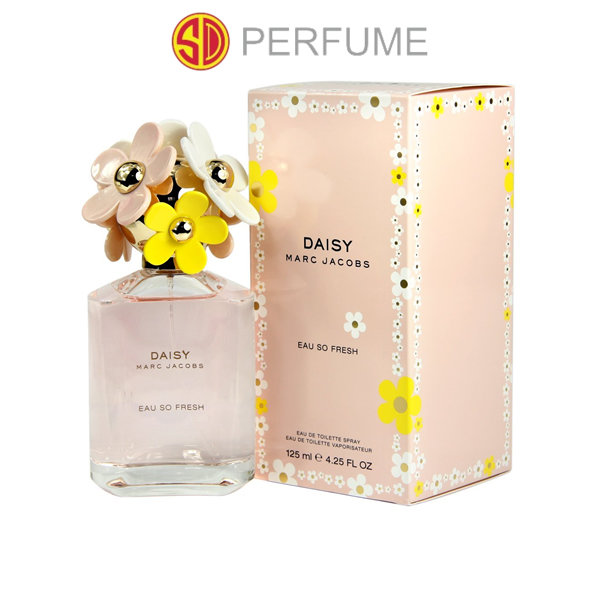 Marc Jacobs Eau So Fresh EDT Lady 125ml