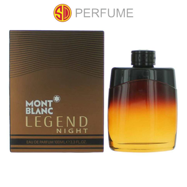 Mont Blanc Legend Night EDP Men 100ml