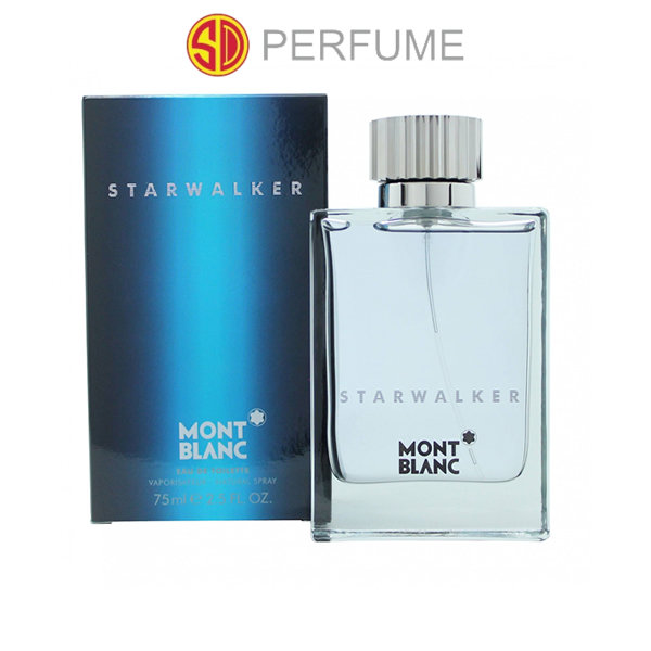 Mont Blanc Starwalker EDT Men 75ml