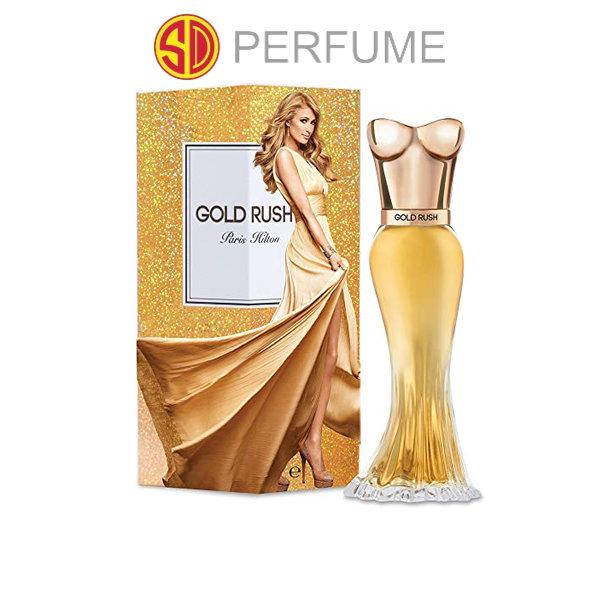 Paris Hilton Gold Rush EDP Women 100ml (By: SD PERFUME)