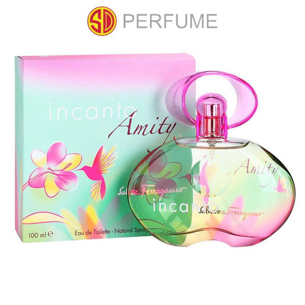 Salvatore Ferragamo Incanto Amity EDT Lady 100ml
