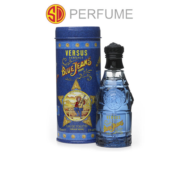 Versace Blue Jean EDT Men 75ml