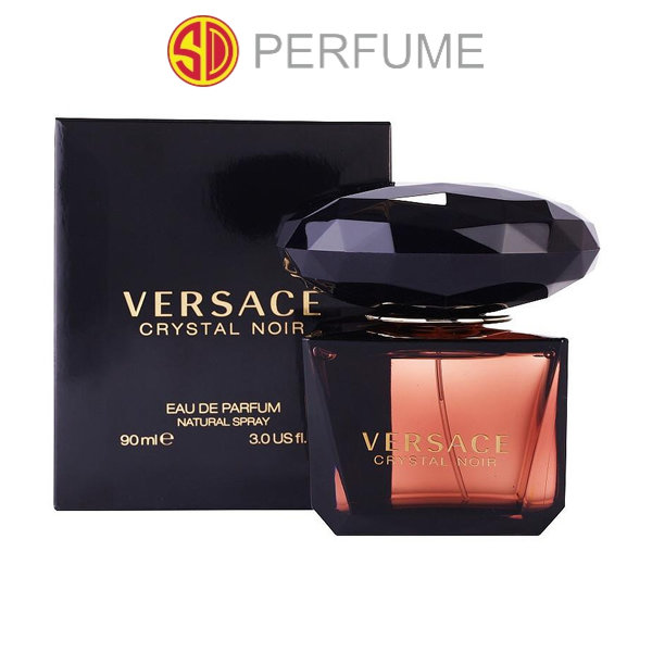 Versace Crystal Noir EDT Lady 90ml (By: SD PERFUME)