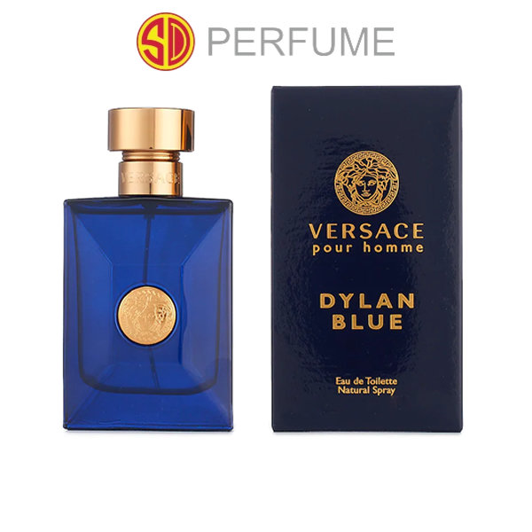 Versace Dylan Blue EDT Man 100ml