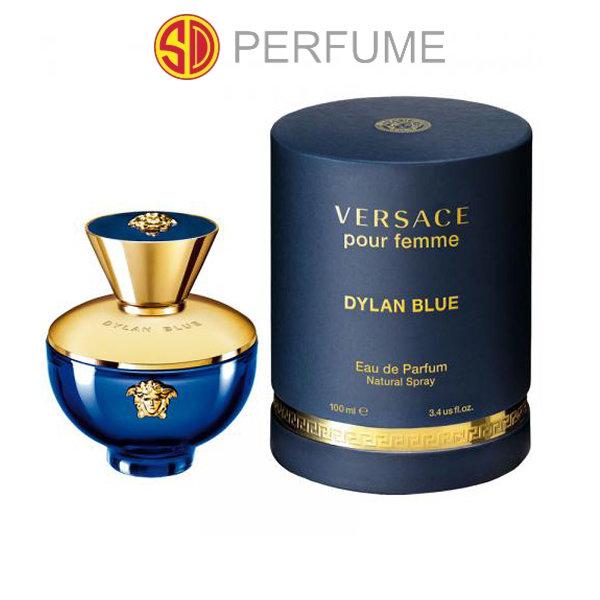 (MP) Versace Pour Femme Dylan Blue EDP lady 100ml