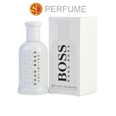 Hugo Boss Bottled Unlimited EDT Men 100ml