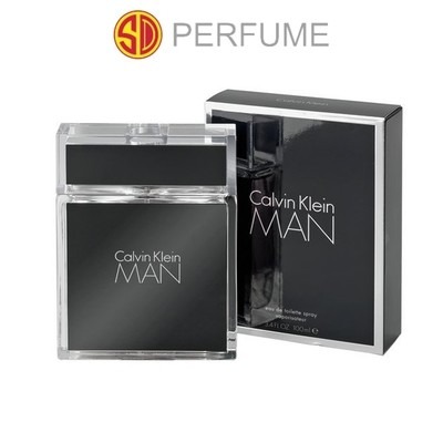 Calvin Klein cK MAN EDT (100ml)