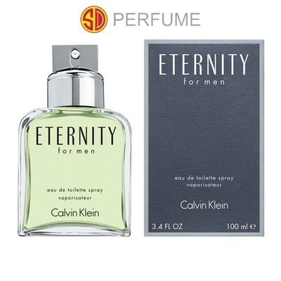 Calvin Klein cK Eternity EDT Men (100ml)
