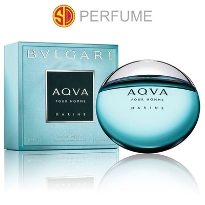 Bvlgari AQVA Marine EDT Men 100ml