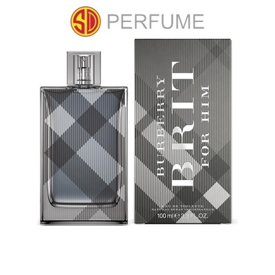 Burberry Brit EDT Men 100ml
