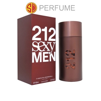 Carolina Herrera 212 Sexy Men EDT Men 100ml
