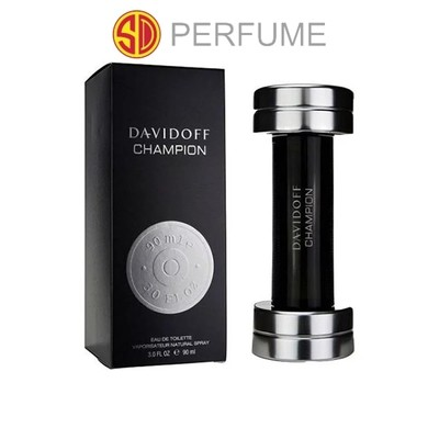 Davidoff Champion EDT Men 90ml