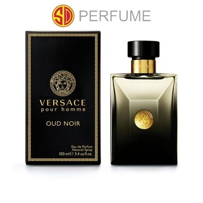 Versace Pour Homme Oud Noir EDP Men 100ml