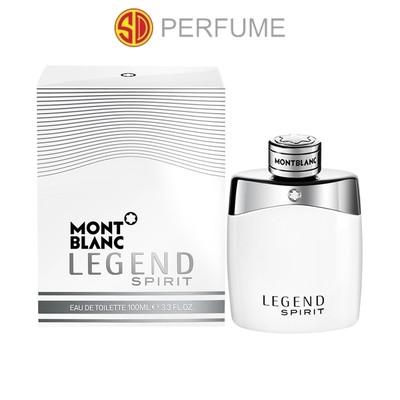 Mont Blanc Legend Spirit White EDT Men 100ml