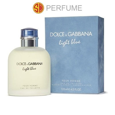 Dolce & Gabbana Light Blue EDT Men 125ml