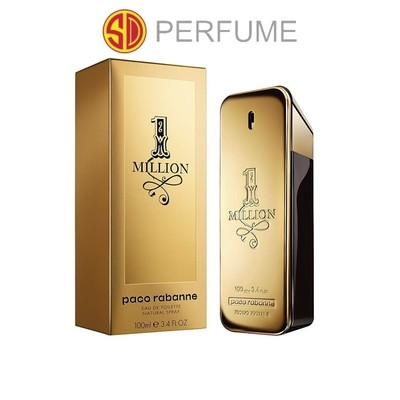 Paco Rabanne 1 Million For Him EDT Men 100ml