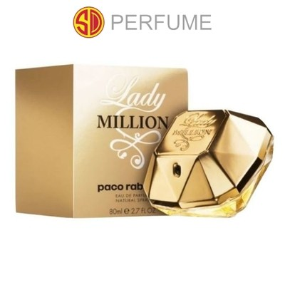Paco Rabanne 1 Million For Her EDP Lady 80ml