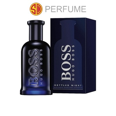 Hugo Boss Bottled Night EDT Men 100ml
