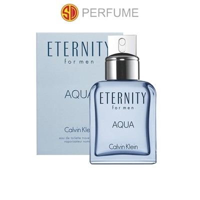 Calvin Klein cK Eternity Aqua EDT Men 200ml