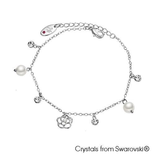 LUSH Bracelet -  Floral Charm