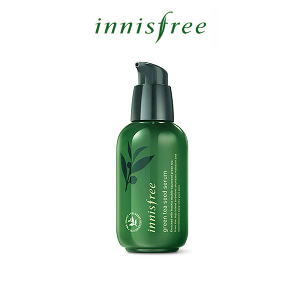 [Pre-Order Sale!] Innisfree - Green Tea Seed Serum 80ml (Expiry in 2022)