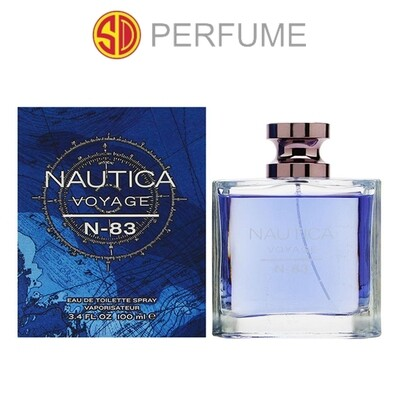 Nautica Voyage N-83 EDT Men 100ml