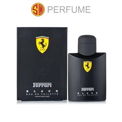 (MP) Ferrari Scuderia Ferrari Black EDT Men 125ml