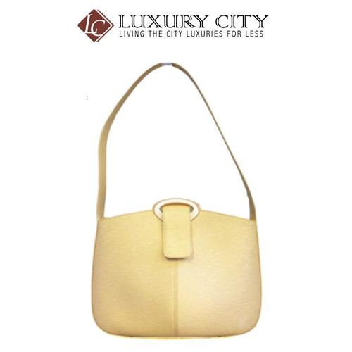 Preloved Authentic Louis Vuitton Epi Leather Revuri Shoulder Bag