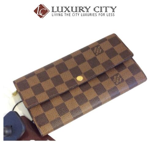 [Luxury City] Preloved Authentic Louis Vuitton Flap Wallet