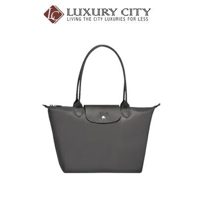 [Luxury City] Longchamp Handbag Le Pliage Neo Gray Longchamp-L2605578