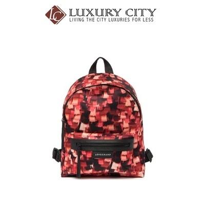 [Luxury City] Longchamp Le Pliage Neo - VibrationsI Nylon Backpack Longchamp-L1118645