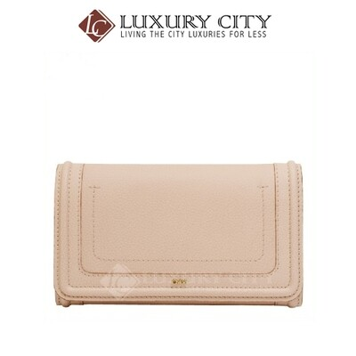 Chloe Portefeuille Anemone Pink