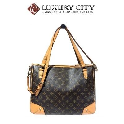 [Luxury City] Preloved Authentic Louis Vuitton Monogram Handbag