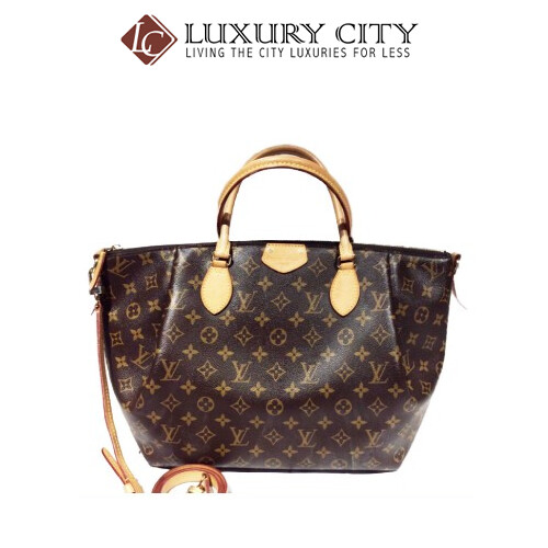 [Luxury City] Preloved Authentic Louis Vuitton Turrene GM Monogram Handbag