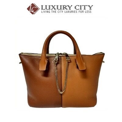[Luxury City] Chloe Baylee Small Tote 3S0170 - Luggage