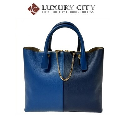 [Luxury City] Chloe Baylee Small Tote 3S0184 -Street Blue/Navy